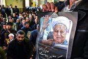 خدمات مترو تهران در مراسم اربعین ارتحال آیتالله رفسنجانی
