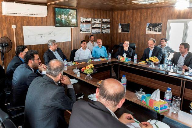 رئیس جمهور به گیلان سفر می کند/آغاز عملیات اجرایی چهار خطه کردن محور رشت- جیرده
