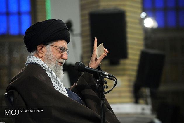 رهبر معظم انقلاب چهارشنبه اول فروردین در حرم مطهر رضوی سخنرانی می کند