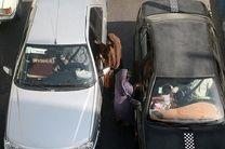 طرح جمع آوری معتادان متجاهر و متکدیان اتوبان تهران - قم آغاز شد