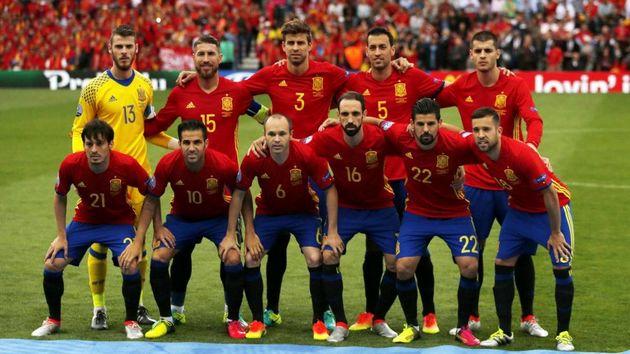 ترکیب احتمالی اسپانیا مقابل پرتغال در جام جهانی