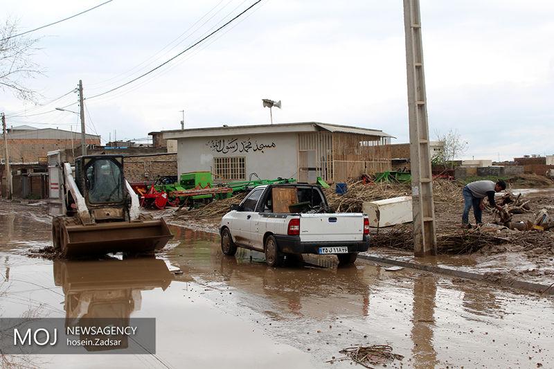 هشدار آبگرفتگی معابر در ۱۶ استان کشور