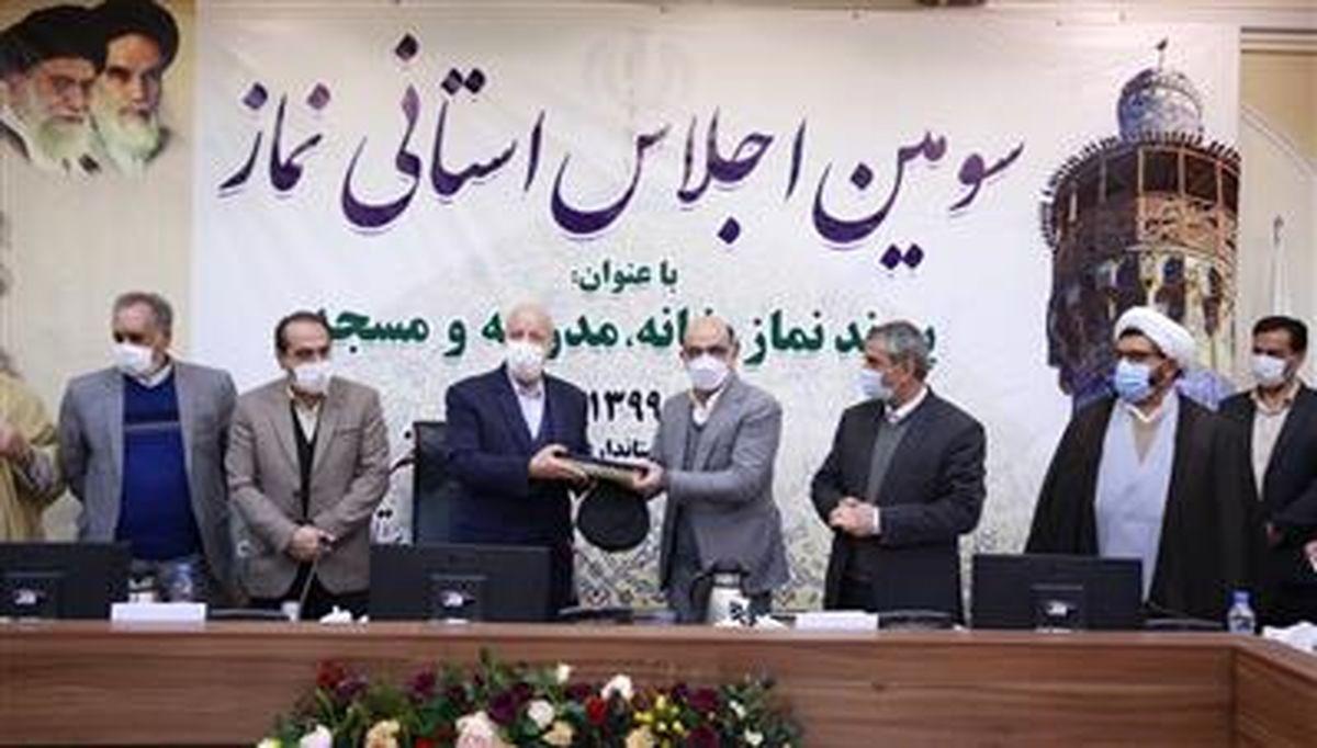 قدردانی استاندار اصفهان از مدیریت فولاد مبارکه