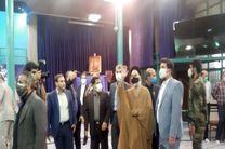رییس دولت اصلاحات رای خود را به صندوق انداخت
