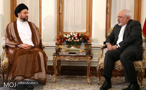 ظریف: تا نابودی کامل تروریستها کنار ملت و دولت عراق خواهیم بود
