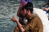 پیش بینی شرجی و گرما در خوزستان