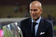 زیدان تا سه فصل دیگر سرمربی رئال مادرید است