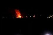 وقوع انفجار شدید در کرانه باختری