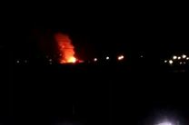 صدای چندین انفجار در پایتخت سوریه شنیده شد