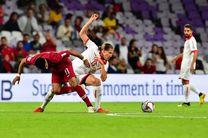 نتیجه بازی قطر و لبنان/ پیروزی قطر برابر لبنان
