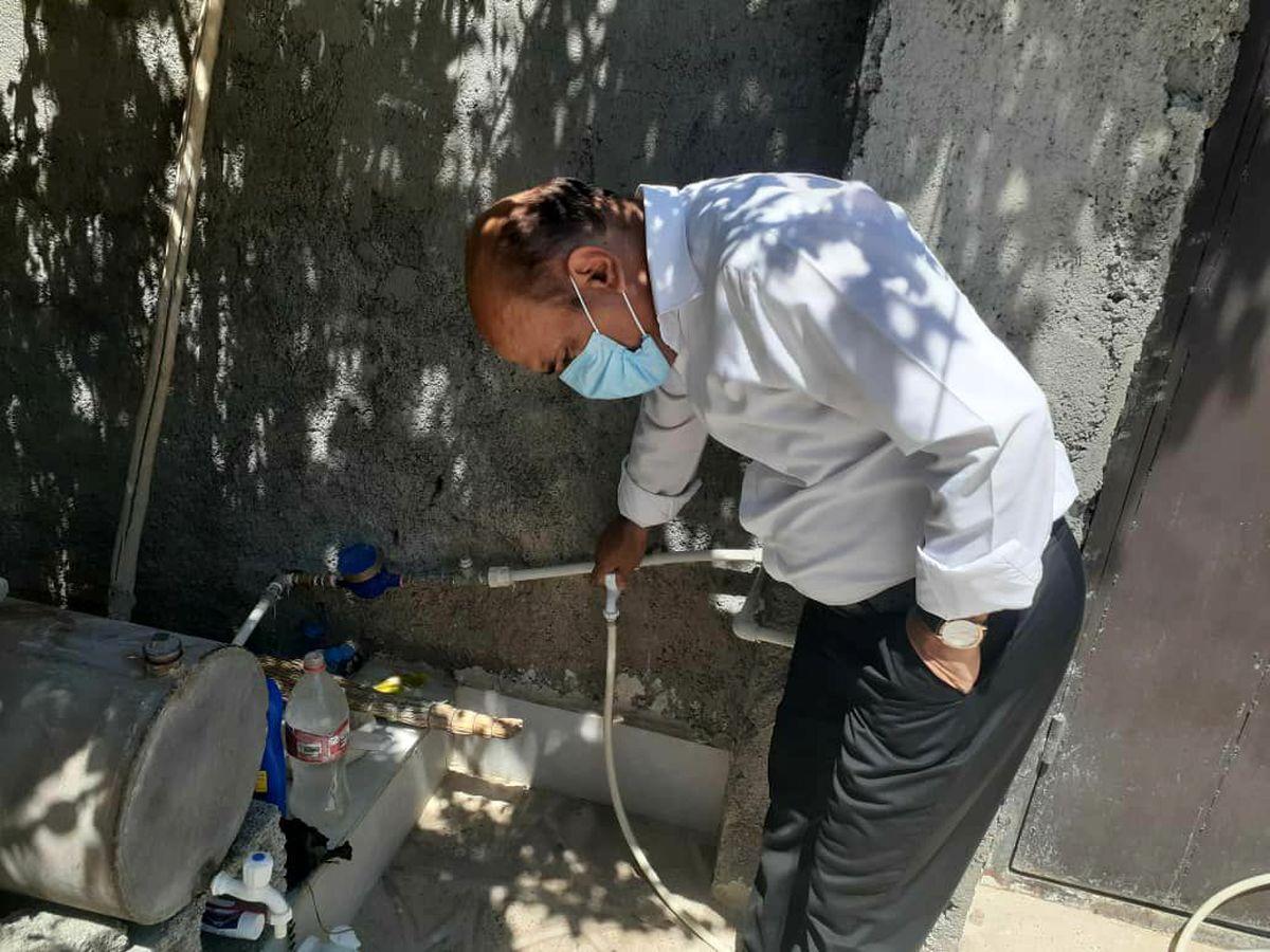 مشکل کمبود آب در مناطق مختلف ایلام پذیرفتنی نیست