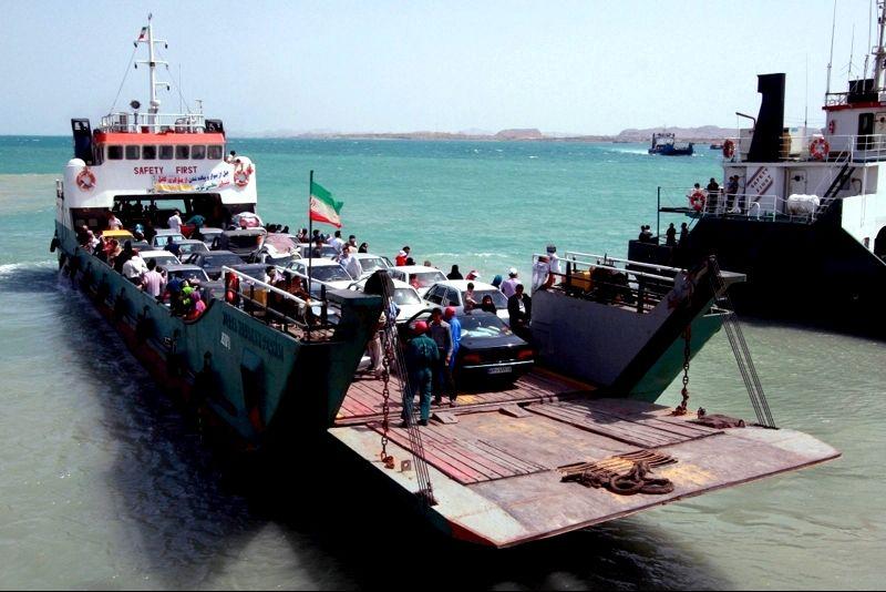 ترابری مسافر در بنادر قشم به مرز 4.2 میلیون نفر – سفر رسید / تخلیه و بارگیری 1.7میلیون تن کالا
