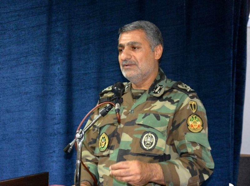 برنامههای نیروهای مسلح ارتش همسو با بیانیه گام دوم انقلاب رهبر است