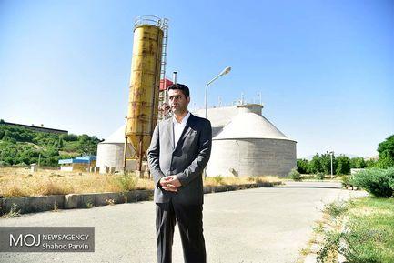بازدید دکتر فرشادان نماینده مجلس از تصفیه خانه بزرگ سنندج ،کارخانه پیش تنیده، کمپ ترک اعتیاد، اورژانس هوایی و تحویل بالگرد ورزشگاه آزادی