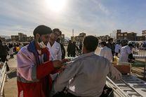 تیمهای واکنش سریع جمعیت هلال احمر گلستان آماده اعزام به مناطق زلزلهزده هستند