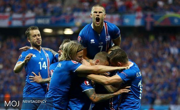 گل اول ما انگلیس را بههم ریخت