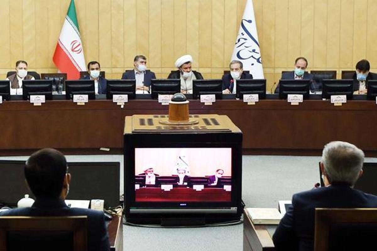 برگزاری نشست اعضای فراکسیون ولایی مجلس با حضور عراقچی