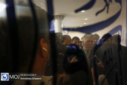 افتتاح نمایشگاه خانه ای که سیل برد مهری که سیل آورد