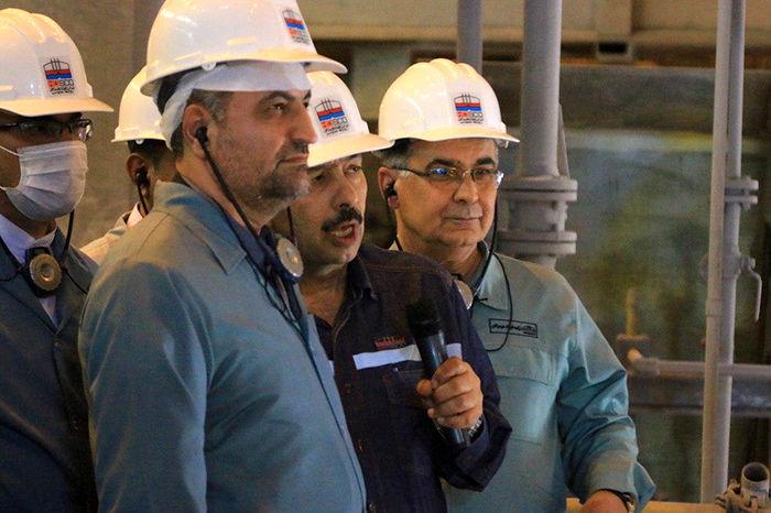 صادرات فولاد هرمزگان افتخاری برای کشور