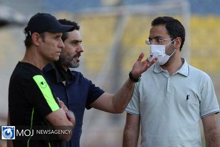 تمرین تیم فوتبال پرسپولیس- ۳ شهریور ۱۴۰۰