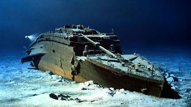 کشتی که 330 سال پیش غرق شد