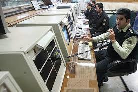رشد 21 درصدی تماس تلفنی با سامانه 110 پلیس اصفهان