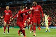 نتیجه بازی لیورپول مقابل بارسلونا/تیم شایسته به فینال رسید