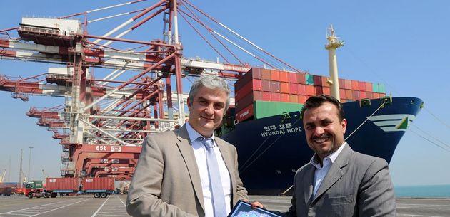 آمادگی شرکتهای کشتیرانی دانمارک برای حضور در بندر شهید رجایی