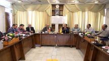 تودیع و معارفه رئیس امور قراردادهای شرکت گاز استان اصفهان برگزار شد