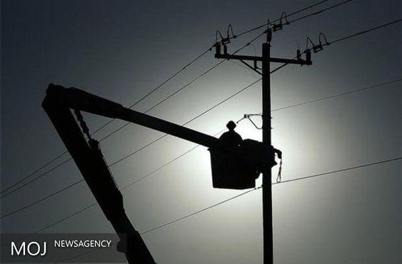 مصرف برق بهجای افزایش، کاهش یافت