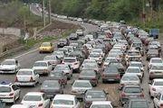 اعلام آخرین وضعیت ترافیکی جاده های کشور