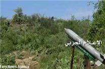 اصابت موشک «زلزال۱» یمن به پایگاه شبهنظامیان سعودی در الجوف