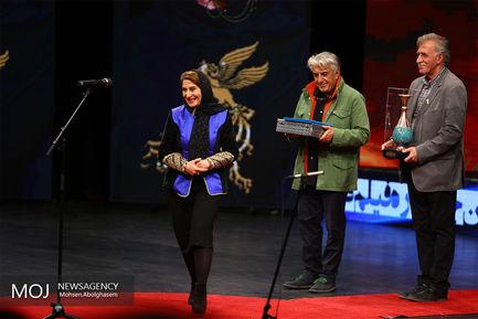 افتتاح سی و هفتمین جشنواره فیلم فجر