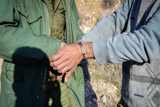 دستگیری 2 شکارچی متخلف در منطقه حفاظت شده کهیاز در اردستان