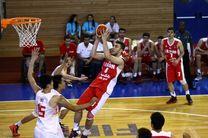 بسکتبالیستهای جوان ایران آماده قهرمانی در آسیا