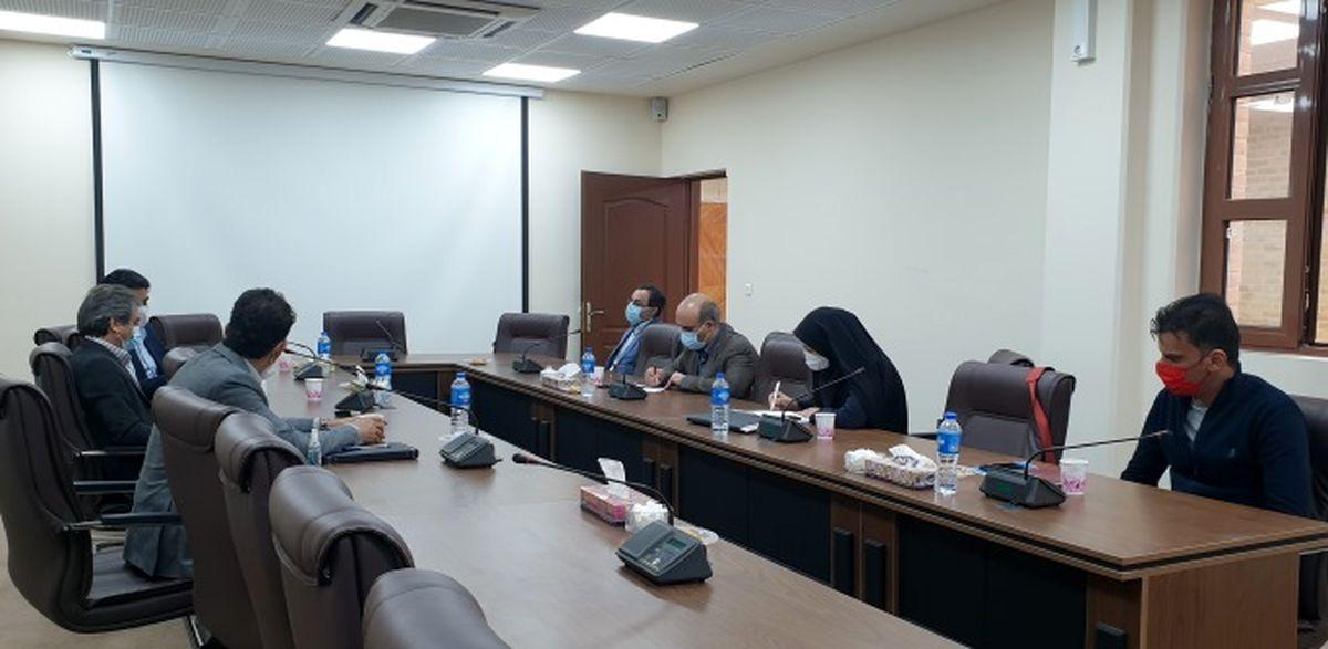میزگرد تخصصی محیط زیست با حضور شرکت های دانش بنیان و فناور برگزار شد