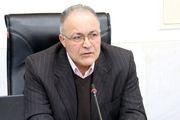 ۹۵ درصد صادرات از کارگو ترمینال اصفهان به محصولات کشاورزی اختصاص یافته است