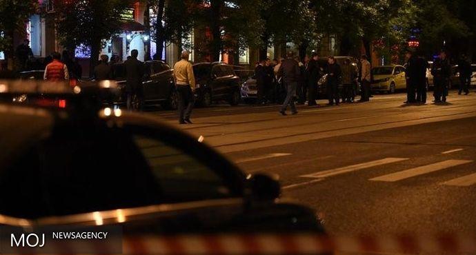 حمله داعش به یک پایگاه پلیس روسیه