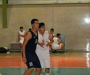 دعوت بسکتبالیست نوجوان سنندجی به اردوی تیم ملی