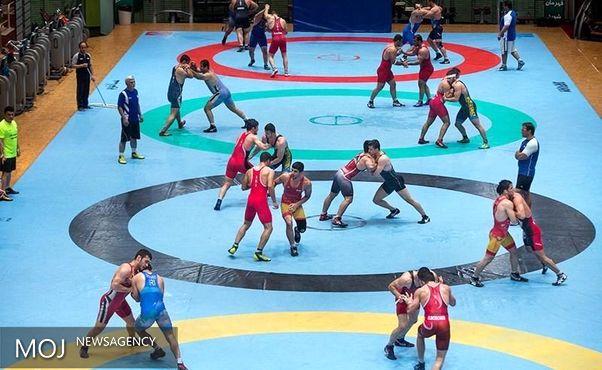 ترکیب تیمهای ملی کشتی آزاد و فرنگی در المپیک ۲۰۱۶ ریو مشخص شد