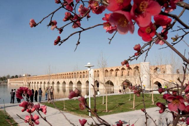کیفیت هوای اصفهان سالم است / شاخص کیفی هوا 96
