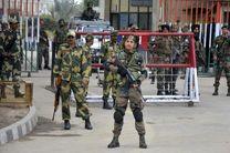 از سرگیری درگیری های هند و پاکستان در کشمیر
