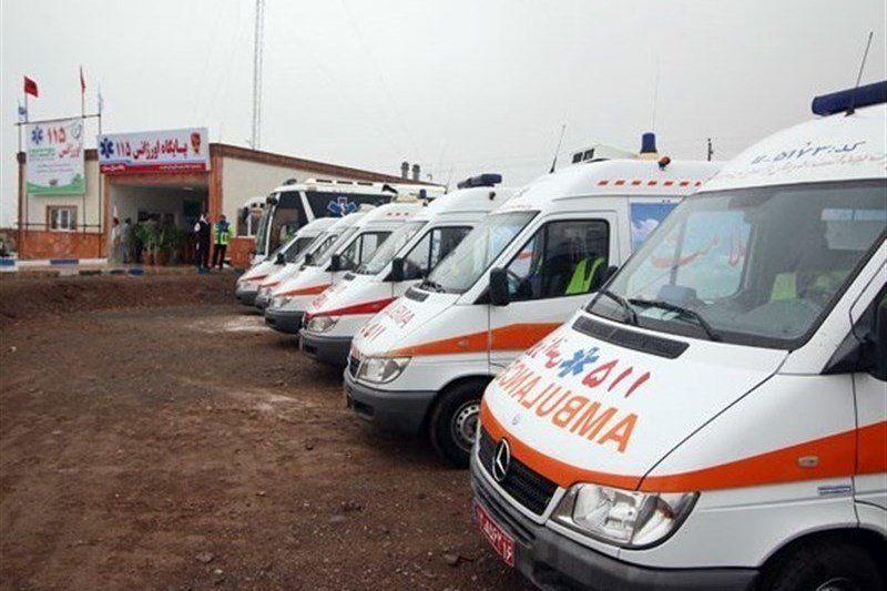 187هزار ماموریت اورژانس در طرح سلامت نوروزی/200 ماموریت اورژانس هوایی در طرح سلامت نوروزی