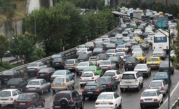 آخرین وضعیت ترافیکی و جوی جادهها در 14 مرداد ماه