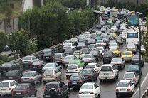 آخرین وضعیت ترافیکی و جوی جادههای کشور در 6 آبان
