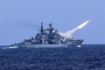 رزمایش بزرگ چین در دریای جنوبی آغاز شد