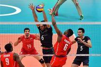 موسوی و مرندی بهترین مدافع روی تور و دریافتکننده مرحله گروهی المپیک شدند