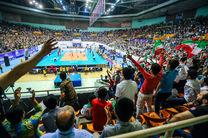 حضور بانوان در مسابقات والیبال امیدهای آسیا مانعی ندارد