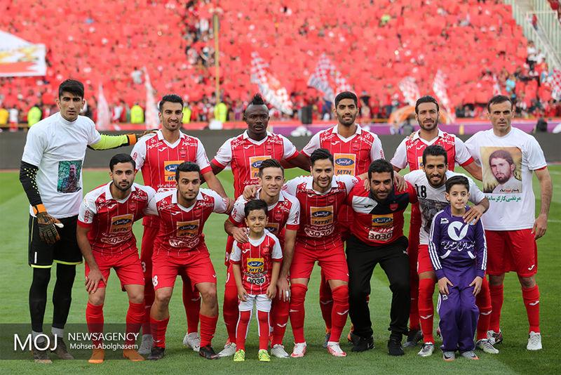 ترکیب پرسپولیس مقابل فولاد خوزستان مشخص شد
