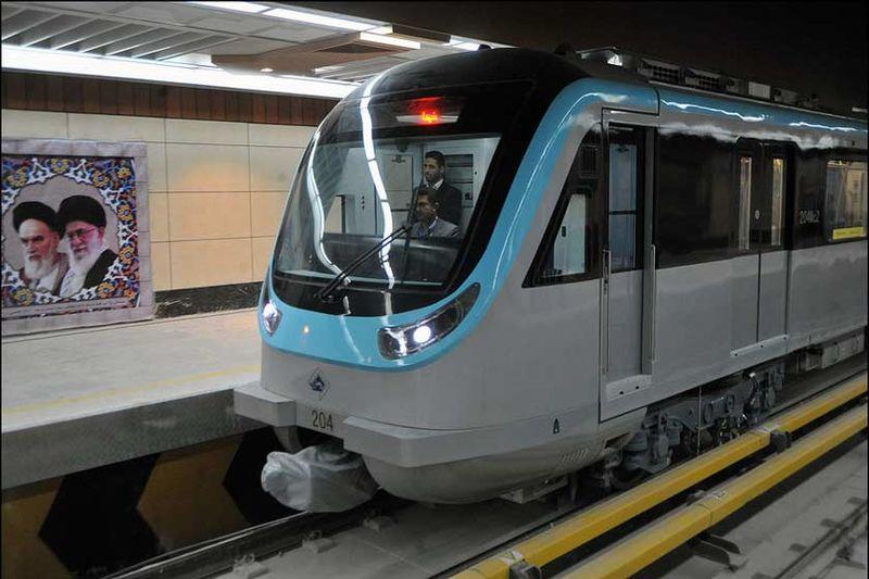 بهره برداری از فاز نخست قطار شهری کرج در نیمه اول سال ۹۹